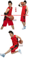 Wholesale Basketball Clothes Basketball Jerseys Uniforms Suits Training Cloths Basketball Team Cloths