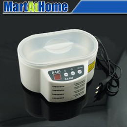 Wholesale AC V W W Digital Ultrasonic Cleaner Cleaning machine Stainless Steel BK004 CF