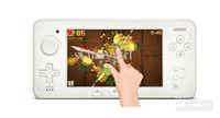 Wholesale DHL JXD s603 inch android game console game player wifi tablet pc MP5 TV OUT