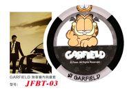Wholesale BEST SELLER Genuine Garfield Leopard series wheel cover cartoon car steering wheel cover black