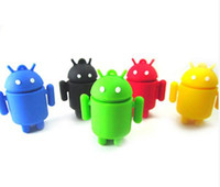 Wholesale Android Robot Type GB GB GB GB GB Memory Stick Thumb USB Pen Drive Flash DKHA23