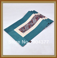 Wholesale Dining Room Modern Table Cloth Runner Latest minimalist Cotton Table Runners Bed Runner Free