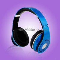Wholesale Multi color Foldable Over Ear Headphones High Performance Headsets Good Quality For