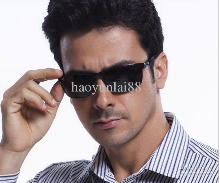 polarized sunglasses for men 0x34  Polarized sunglasses men's fashion retro sunglasses sunglasses driver mirror