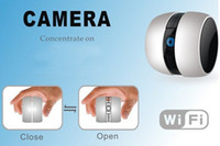 Wholesale wireless WIFI IP camera baby monitor webcam Web CCTV Camera Concentrate on iOS amp Android for iphone