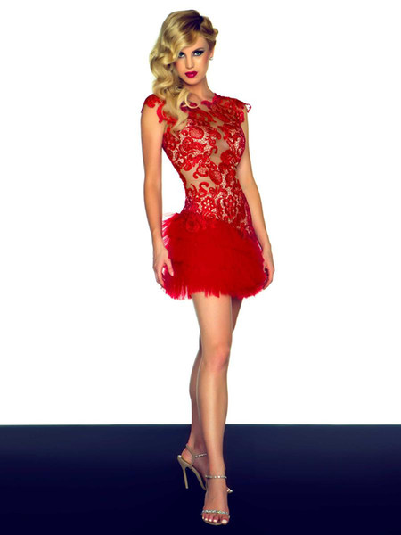 Fancy Cocktail Dress - Ocodea.com
