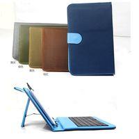 Cheap Folding Folio Case Tablet 7 keyboard case Best 7'' universal Tablet 7 keyboard cover