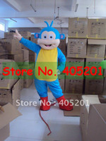 Wholesale mascot hot sale monkey boots costumes for party dora s friend costumes