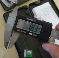 Wholesale NEW Electronic Digital Caliper Vernier quot mm Gauge Micrometer Stainless Steel