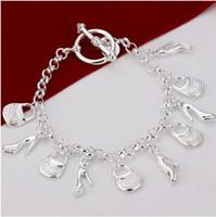 Cheap Women's Bracelet Best Silver Plate/Fill Halloween heeled shoes