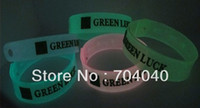 Cheap Adjustable luminous insect repellent bracelet mosquito repellent strap 5 Colors random 10pck 50pcs