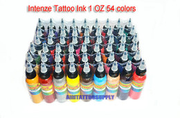 Wholesale Professional Tattoo ink colors OZ high quality tattoo ink set tattoo kits