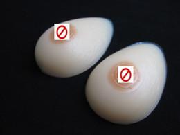 600г / пара Sexy Перекрестное платье Teardrop силиконовые груди формы