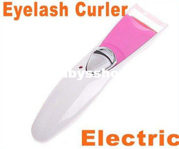 Wholesale Electric Heated Eyelash Curler Dropshipping set HB4647