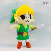 Legend of Zelda Multicolor Unisex soft Plush Toy The Legend of Zelda NINTENDO 7.8inch stuffed plush toys