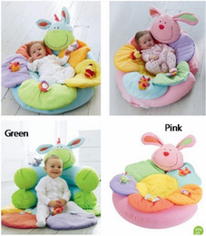 Wholesale Lowest Price EMS ELC Blossom Farm Sit Me Up Cosy Baby Seat Play MatPlay Nest Sofa Infant Bed pc