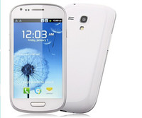 Wholesale MINI S3 phone MTK6515 Android4 dual card dual standby inch smartphone