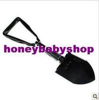 Wholesale Small Folding Shovel Camping Garden Shovel Spade F375
