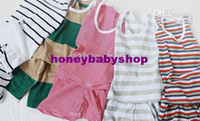 Cheap Korean men and women baby clothes for baby clothing baby summer summer baby vest shorts Children 's