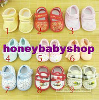 (6-9M) 14 yards clothes and shoes - Newborn infant clothing baby shoes baby shoes toddler shoes soft end of the Spring and Autumn sh