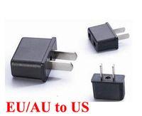 Wall Socket Plug australia pin plug - Travel EU European Europe Round Pin AU Australia To US USA Facility Travel Charger Plug Adapter Express