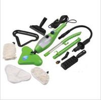 Wholesale 12pcs Steam Mop Green in Chemical Free Steam Cleaner Machine MOP X5 Portable