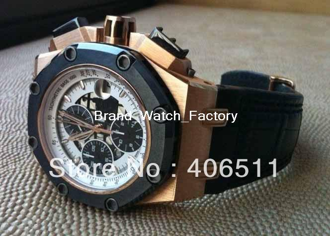 men s 2013 military watch rose gold pink black stick rubber see larger image