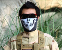 Wholesale skull mask Call of Duty field the hoods CS tactical ghost mask seals hot hot masks bar