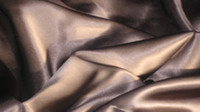 Wholesale chocolate color pure mulberry mm silk bedding sets full size fitted silk sheets