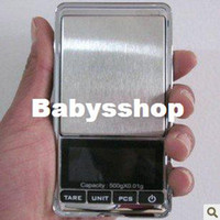 Wholesale Hot Sales Digital Scales Pocket Accurate g x g Gram Scale Weight Balance Fast D