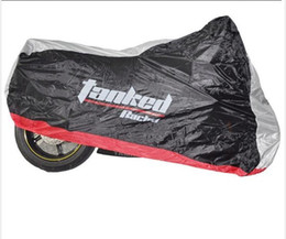 Wholesale motorcycle covering scooter cover heavy racing bike cover TMC005 top sale