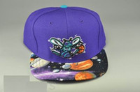 Wholesale HipHop Street BIG Galaxy Snapback Caps Hip Hop Strap back Hat Snapback Hats