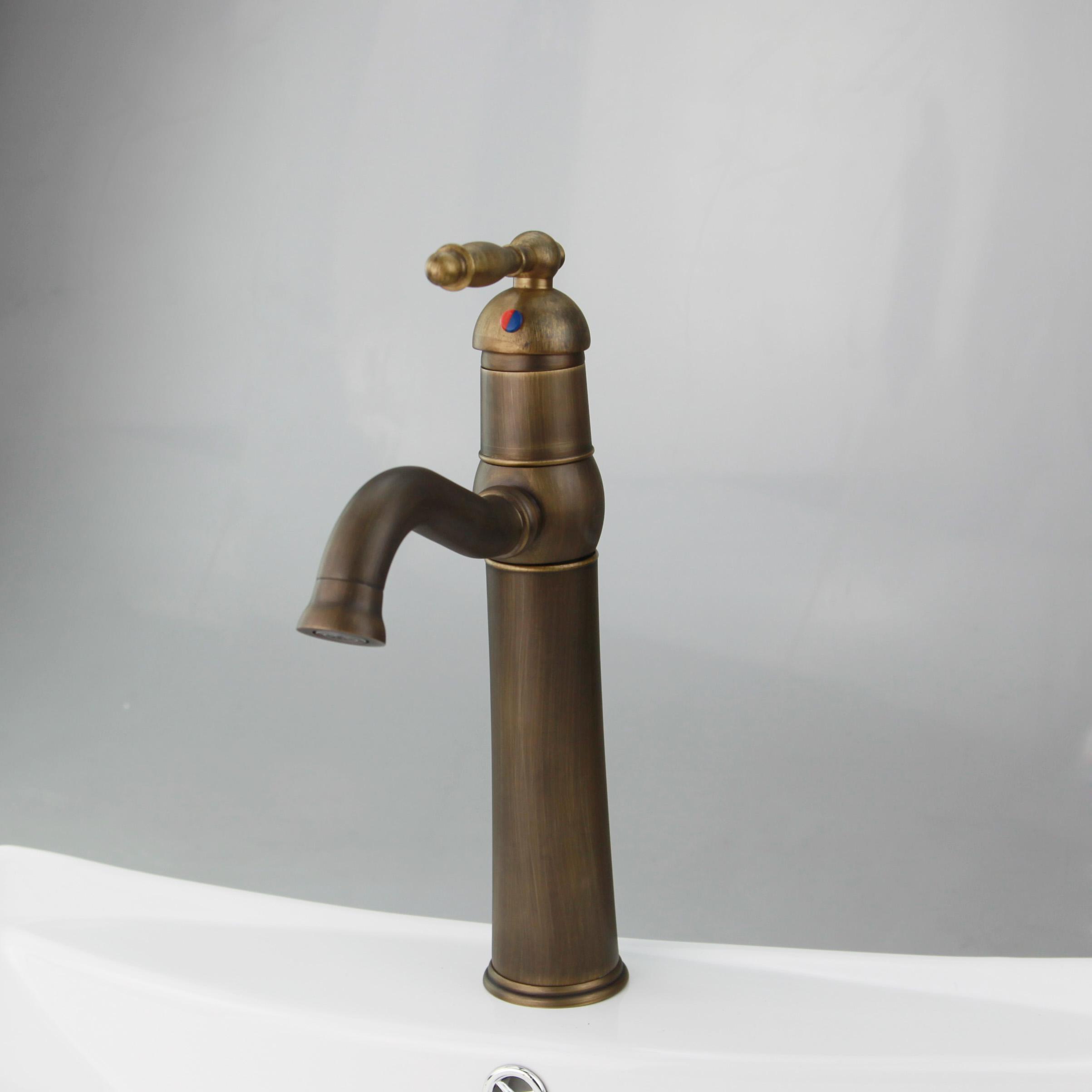 brass sink taps bathroom   My Web Value