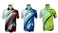 Wholesale New butterfly Men s Badminton Table Tennis clothes Polo Shirts B36068