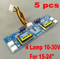 Wholesale 5 Universal CCFL LCD Monitor Inverter Lamp V For
