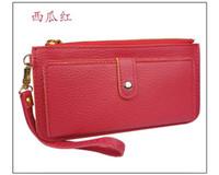 Wholesale Ladies PU Hand Bag Fashion Handbag Clutch Bag Wallet Cardbags Purse