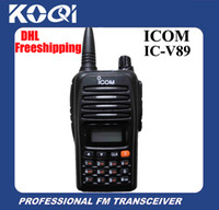 Wholesale lt DHL Freeshipping IC V89 ham radio mhz gt ICOM IC V89 police communication equipment