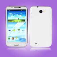 Wholesale N7100 Note II MTK6577 Android Cell Phone inch N7100 i9220 Smartphone GHz G Smartphone