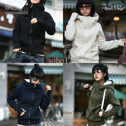 Wholesale Womens New Trendy Hoodie Casual Outerwear Autumn Winter