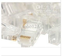 Wholesale High Quality RJ45 RJ CAT5 Modular Plug Network Connector