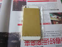 Wholesale Battery Covers Metal Shell for Apple iphone with Very Nice Quality Mixed Colors