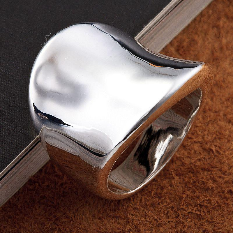 top sale fashion 925 silver generous s finger rings