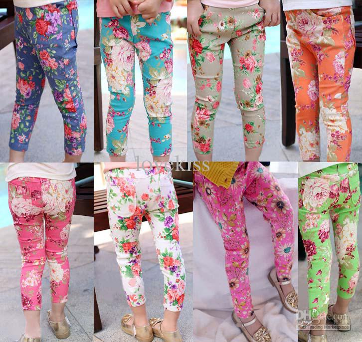 Discount Skinny Jeans Girl Flower | 2017 Skinny Jeans Girl Flower