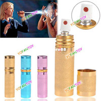 Wholesale Perfume Style Pepper Spray Self Defense Device Safety Security