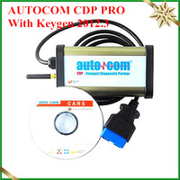 Wholesale Autocom CDP PRO for Cars Newest Autocom For Cars M6636B OKI Chip OBD03