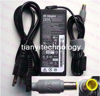 Wholesale DC mm mm with pin w V A AC Adapter for IBM LENOVO THINKPAD hot sell