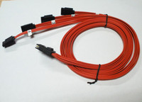 Wholesale 0 M Mini SAS P SFF to SATA Pin Data Cable