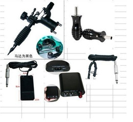Wholesale dragonfly tattoo kits with the tattoo power supply tattoo power supply tattoo gun