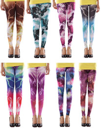 Wholesale Hot High quality Fashion Sexy Women Leggings Punk Tights Elastic Pants Mixed Order DHL