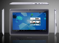 Wholesale Q88 Allwinner A13 inch Tablet PC Capacitive Screen Android MB DDR3 GB WIFI Best Qu